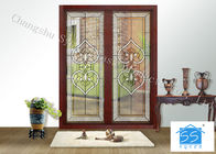 Cina Fire Rated Door Glass Panels , Residential House Translucent Glass Panels perusahaan